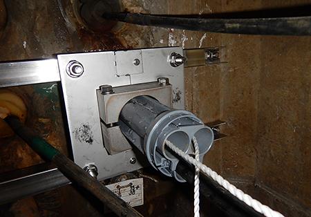 管路点検洗浄技術(パイプカメラ/ウォータージェット)